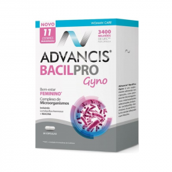 Advancis Bacilpro Gyno 20cápsulas