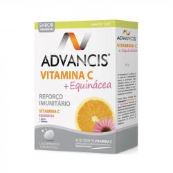 Advancis Vitamina C + Equinácea 12comprimidos efervescentes