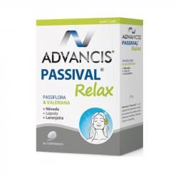 Advancis Passival Relax 60comprimidos