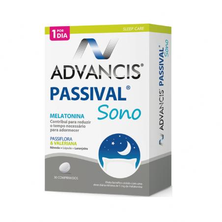 Advancis Passival Sono 30comprimidos