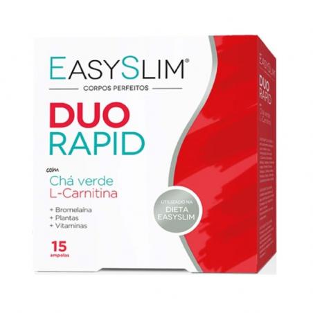 Easyslim Duo Rapid 15ampolas