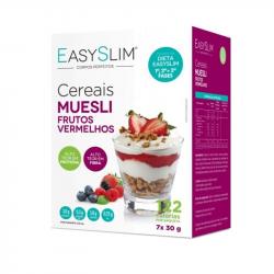 EasySlim Cereais Muesli Frutos Vermelhos 7x30g