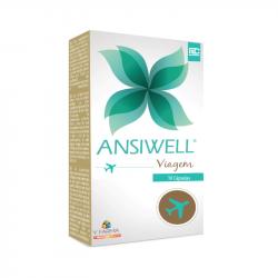 Ansiwell Viagem 10cápsulas