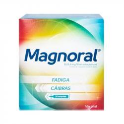 Magnoral Solução Oral Ampolas 20x10ml