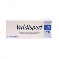 Valdispert 45mg 15comprimidos