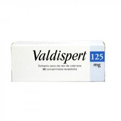 Valdispert 125mg 50comprimidos