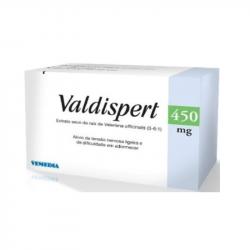 Valdispert 450mg 20comprimidos