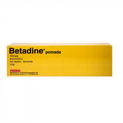 Betadine Pomada 100g