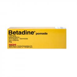 Betadine Pomada 30g