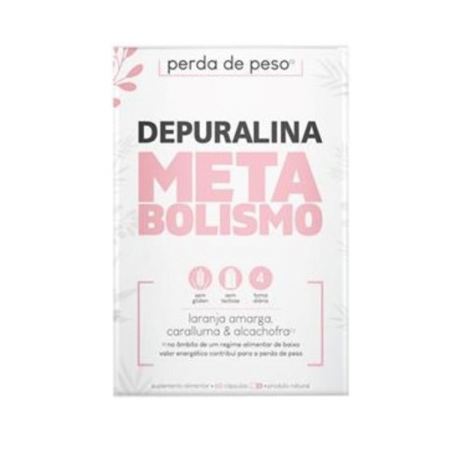Depuralina Metabolismo 60cápsulas