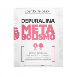 Depuralina Metabolismo 15ampolas