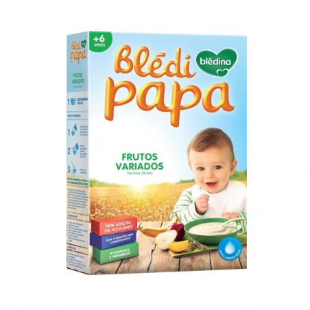 Blédipapa Frutos Variados 250g