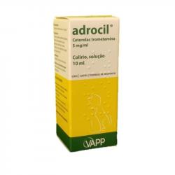 Adrocil Colírio 10ml
