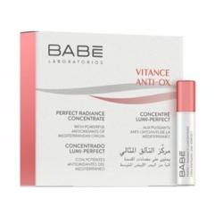 Babé Vitance Anti-Ox Lumi-Perfect Concentrado 5x2ml