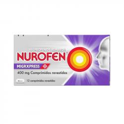 Nurofen Migrxpress 400mg 12comprimidos