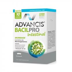 Advancis Bacilpro Intestinal 10cápsulas