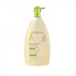 A-Derma Gel Duche Ultra-Rico 750ml