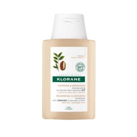 Klorane Champô com Manteiga de Cupuaçu BIO 200ml
