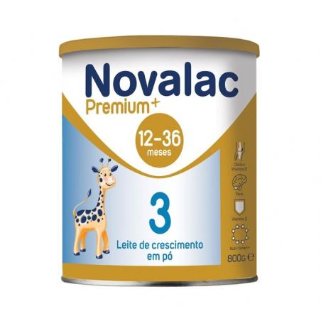 Novalac Premium+ 3 800g