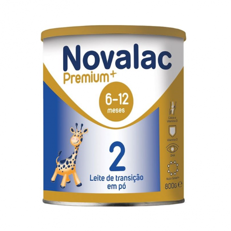 Novalac Premium+ 2 800g