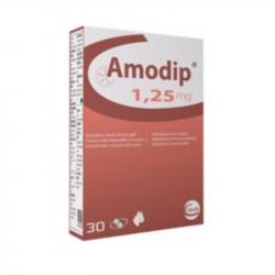 Amodip 1,25 mg 30comprimidos