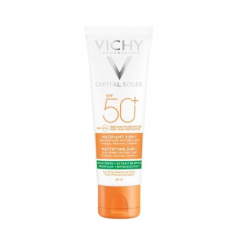 Vichy Capital Soleil Creme Matificante 3 em 1 FPS50+ 50ml