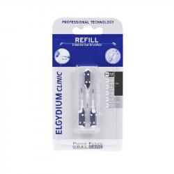 Elgydium Clinic Escovilhões Recargas Preto 0,6mm
