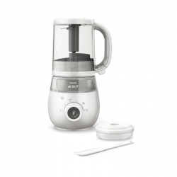 Philips Avent Robot Easy Papa 4 em 1 c/oferta de 2 recipientes de 240ml