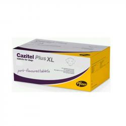 Cazitel Plus XL 50comprimidos