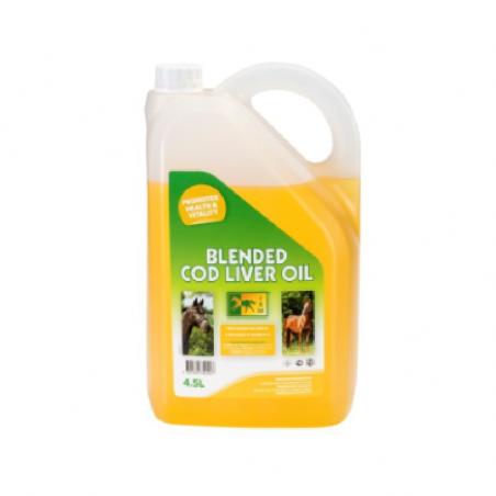 Cod Liver Oil Blend 4,5L