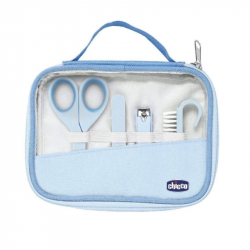 Chicco Happy Hands Conjunto Manicure Azul