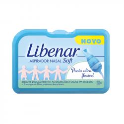 Libenar Soft Aspirador Nasal para Bebés