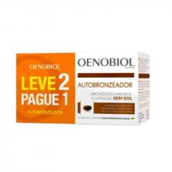 Oenobiol Autobronzeador Duo 2x30cápsulas