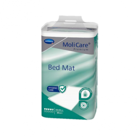 MoliCare Premium Bed Mat 5 Gotas 40x60 30unidades