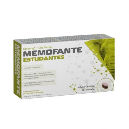 Memofante Estudantes Bi-camada 30comprimidos