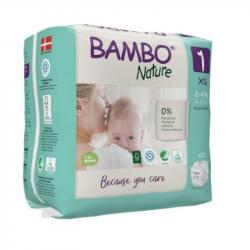 Bambo Nature 1 22unidades