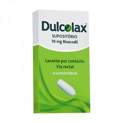 Dulcolax Supositórios 6unidades