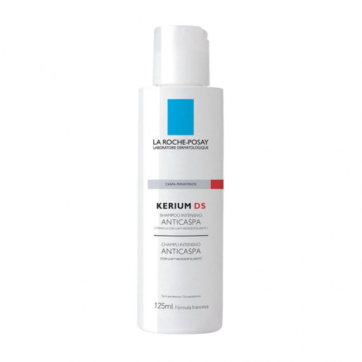 Kerium DS Champô Anti-Caspa Intensivo 125ml