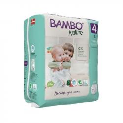 Bambo Nature 4 PACK 6x24unidades