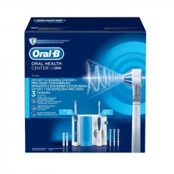 Oral-B Professional Care Centro Dentário Oxyjet+ Escova Pro2000