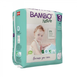 Bambo Nature 3 PACK 6x28unidades