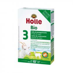 Holle Bio Leite em Pó de Cabra 3 400g