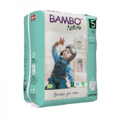 Bambo Nature 5 Cueca 19unidades