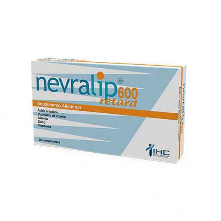 Nevralip 600 Retard 30comprimidos