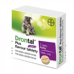 Drontal Plus Flavour 2comprimidos