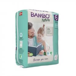 Bambo Nature 6 PACK 6x20unidades