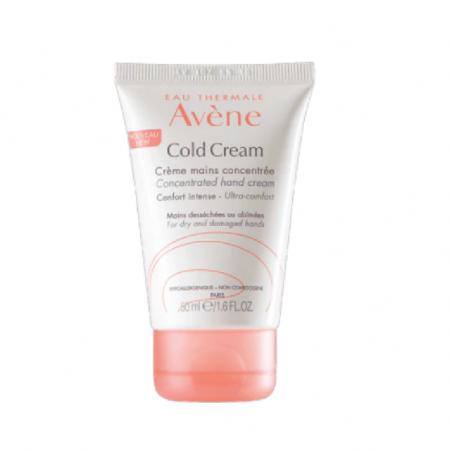 Avène Cold Cream Creme de Mãos Concentrado 50ml