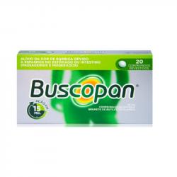 Buscopan 10mg 20comprimidos