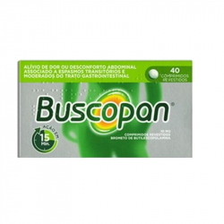 Buscopan 10mg 40comprimidos