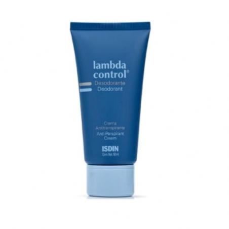 Isdin Lambda Control Desodorizante Creme 50ml